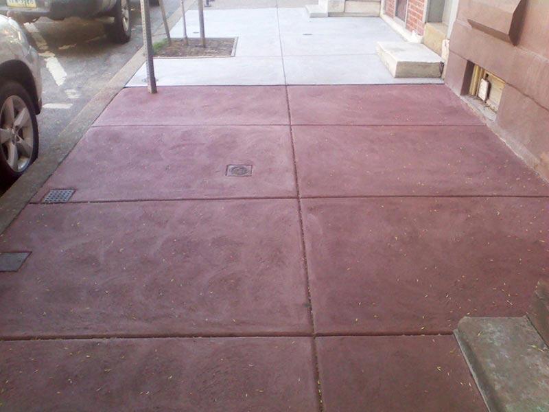 Service - Sidewalks